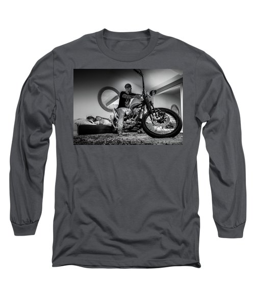 Smile Of Approval- Long Sleeve T-Shirt