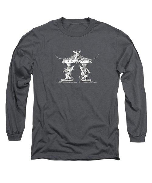 Smok Long Sleeve T-Shirt