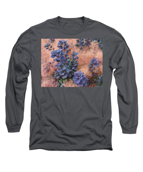 Smoke Bush Long Sleeve T-Shirt
