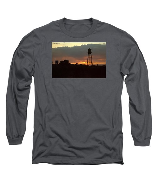 Smoke Filled Long Sleeve T-Shirt