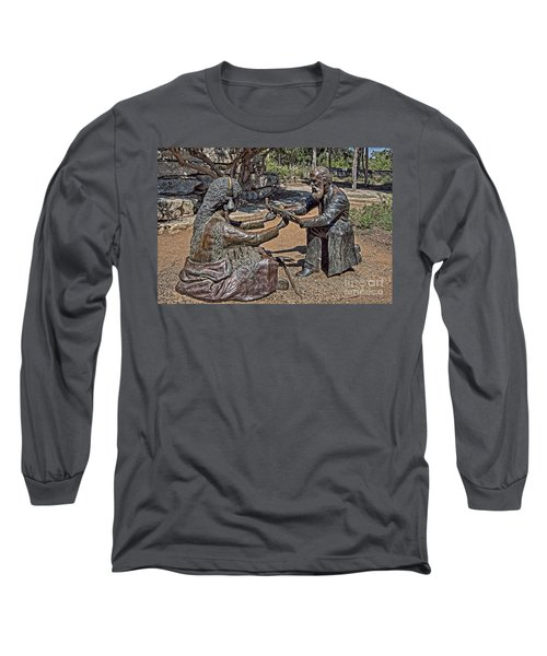 Smoke For Peace Long Sleeve T-Shirt