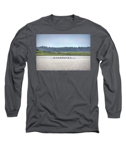 Smoke On The Water Long Sleeve T-Shirt