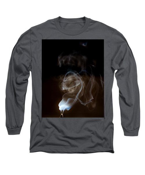 Smokey Wisps  Long Sleeve T-Shirt