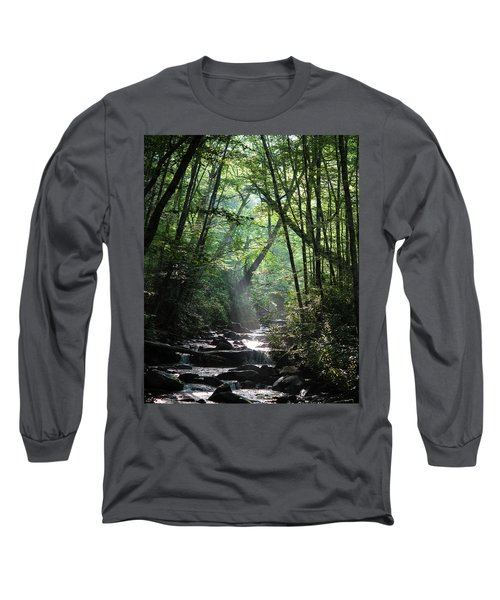 Smoky Long Sleeve T-Shirt