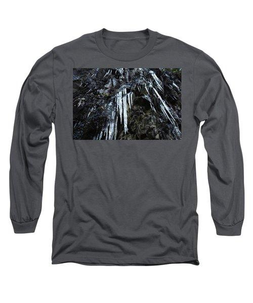 Smoky Mountain Ice Long Sleeve T-Shirt