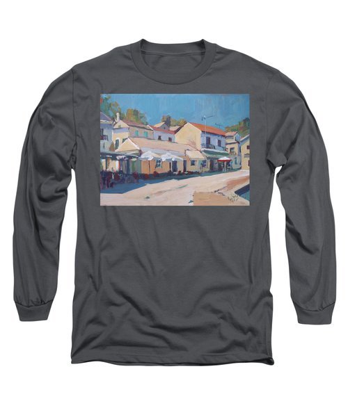 Snackbar Europe Loggos Long Sleeve T-Shirt