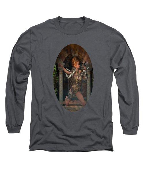 Snake Tamer Long Sleeve T-Shirt