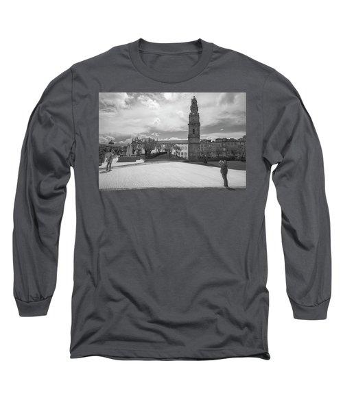 Snap 2 Long Sleeve T-Shirt