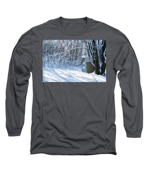 Long Sleeve T-Shirt featuring the photograph Snl-5 by Ellen Lentsch