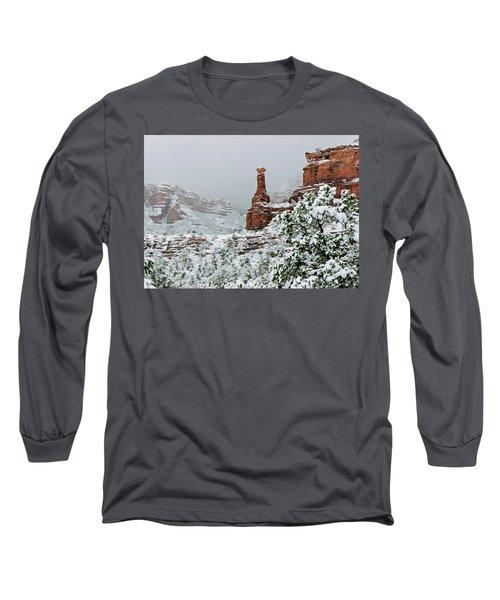 Snow 06-027 Long Sleeve T-Shirt