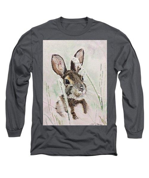 Snow Blown Long Sleeve T-Shirt