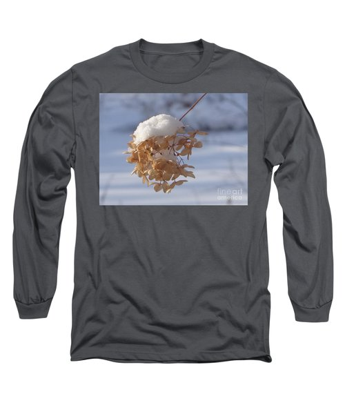 Snow-capped II Long Sleeve T-Shirt by Christina Verdgeline
