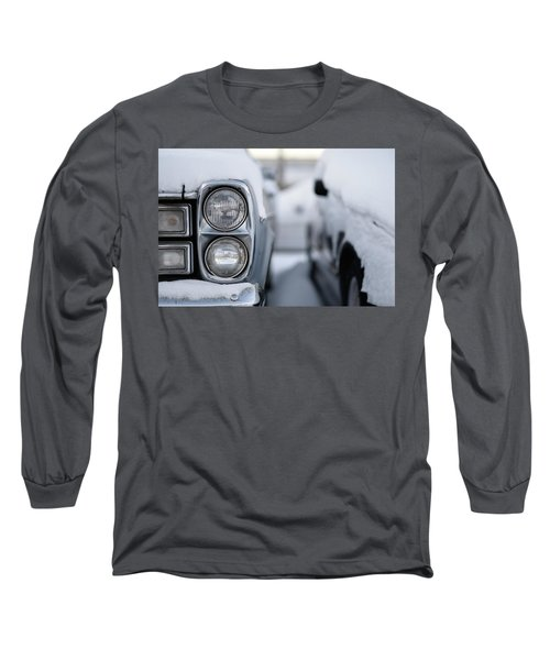 Snow Covered Classic Long Sleeve T-Shirt