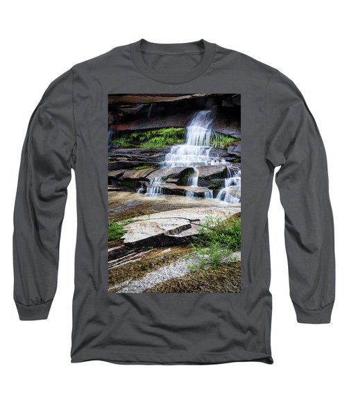 Snow Creek Cascade Long Sleeve T-Shirt