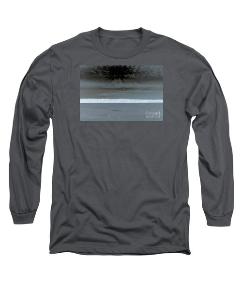 Snow Fences Long Sleeve T-Shirt