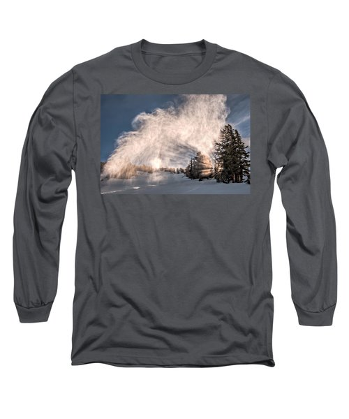 Snow Flume Long Sleeve T-Shirt