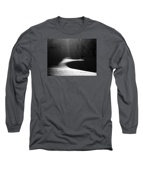 Snow Laden Long Sleeve T-Shirt