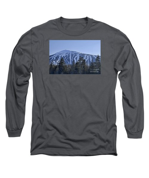 Snow On The Loaf Long Sleeve T-Shirt by Alana Ranney