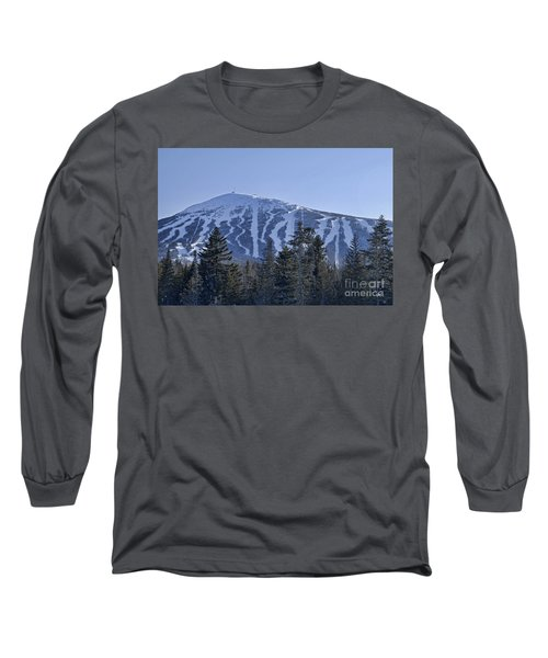 Snow On The Loaf Long Sleeve T-Shirt