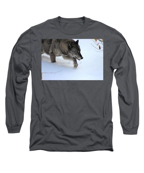Snow Walker Long Sleeve T-Shirt