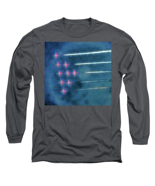Snowbird Formation 1 Long Sleeve T-Shirt