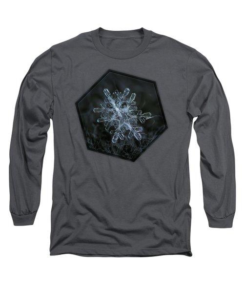 Snowflake Of January 18 2013 Long Sleeve T-Shirt