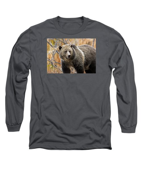 Snow's Mama Bear Long Sleeve T-Shirt