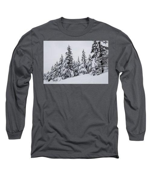 Snowy-1 Long Sleeve T-Shirt