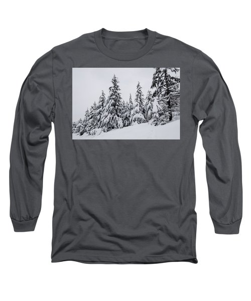 Snowy-1 Long Sleeve T-Shirt