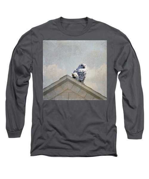 Snowy Owl  Long Sleeve T-Shirt