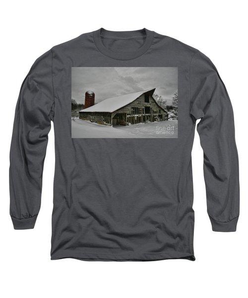 Snowy Thunder Long Sleeve T-Shirt