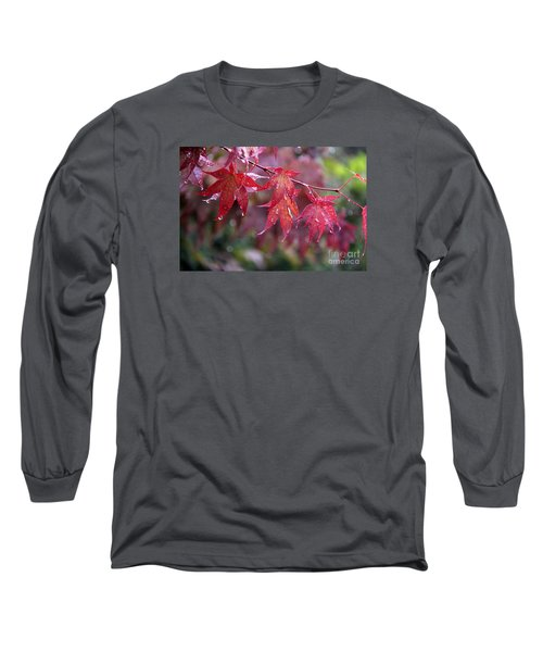 Soaked Long Sleeve T-Shirt by Yumi Johnson