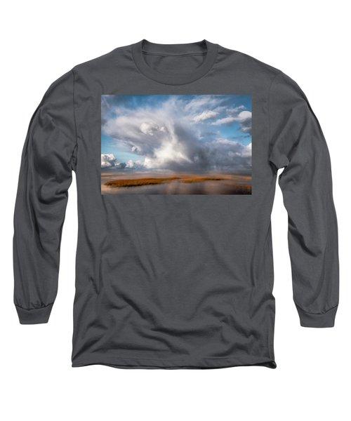 Soaring Clouds Long Sleeve T-Shirt