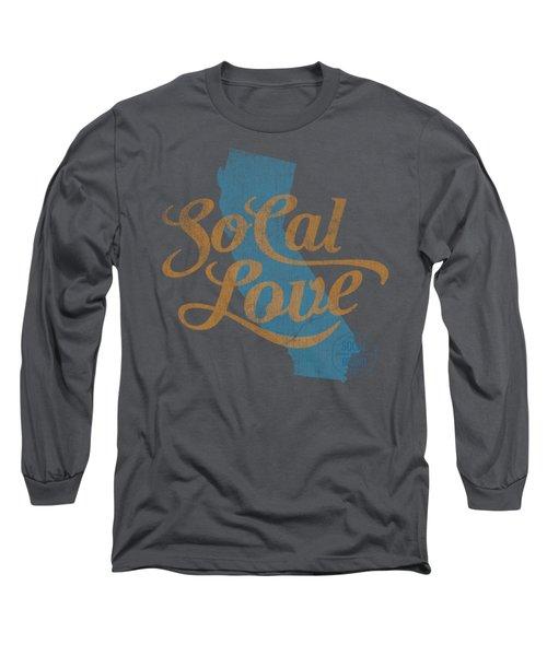 Socal Love Long Sleeve T-Shirt by Jason Richard