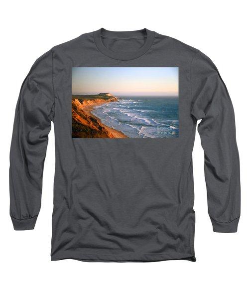 Socal Sunset Ocean Front Long Sleeve T-Shirt