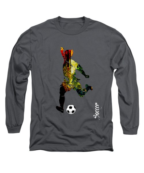 Soccer Collection Long Sleeve T-Shirt