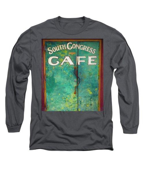 Soco Cafe Doors Long Sleeve T-Shirt