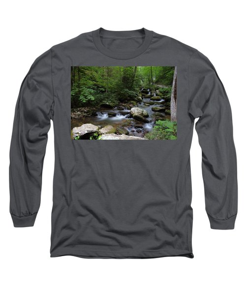 Soft Georgia Stream Long Sleeve T-Shirt
