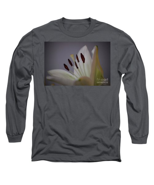 Soft Lily Long Sleeve T-Shirt