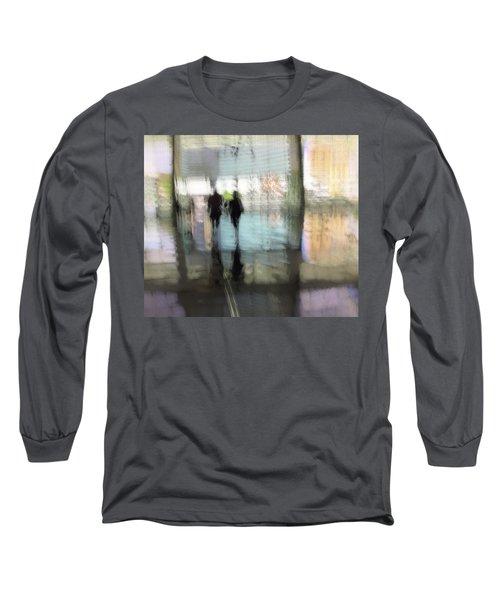 Soft Summer Afternoon Long Sleeve T-Shirt