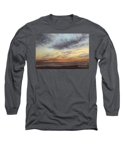 Softly, As I Leave You Long Sleeve T-Shirt by Valerie Travers