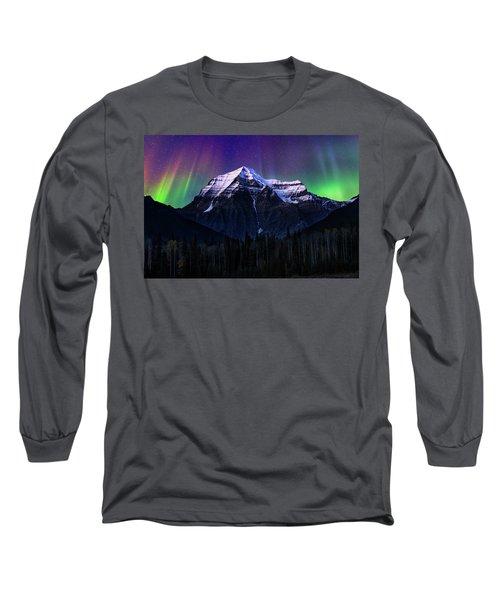 Solar Activity Long Sleeve T-Shirt by John Poon