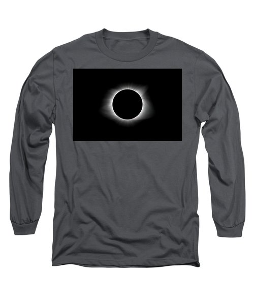 Solar Eclipse Ring Of Fire Long Sleeve T-Shirt