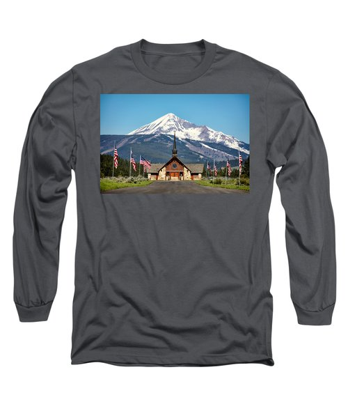 Soldiers Chapel Long Sleeve T-Shirt