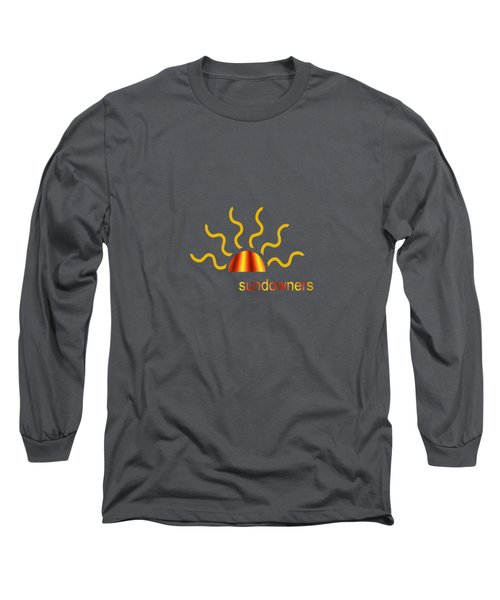 Solitary Seagull Long Sleeve T-Shirt