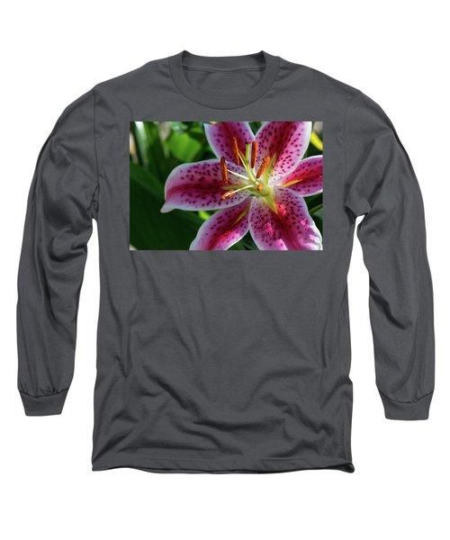 Solitary Splendor Long Sleeve T-Shirt