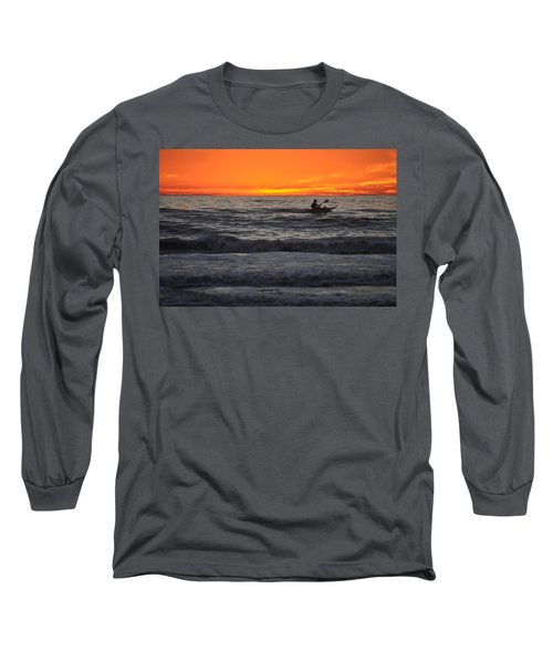 Solitude But Not Alone Long Sleeve T-Shirt
