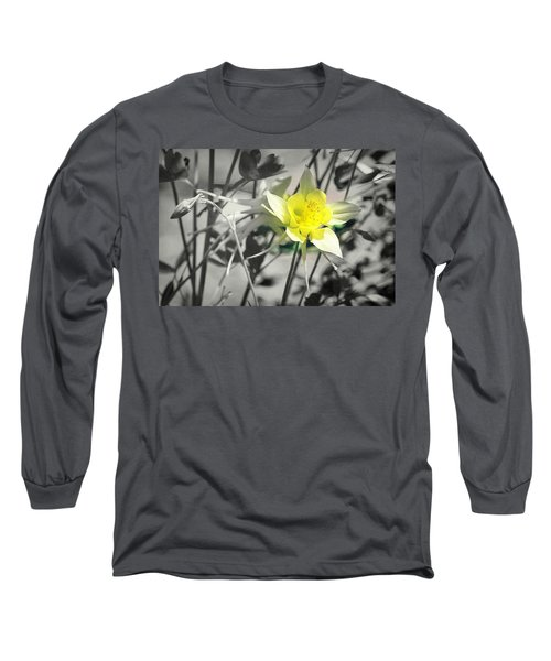 Solo  Long Sleeve T-Shirt by Clarice Lakota