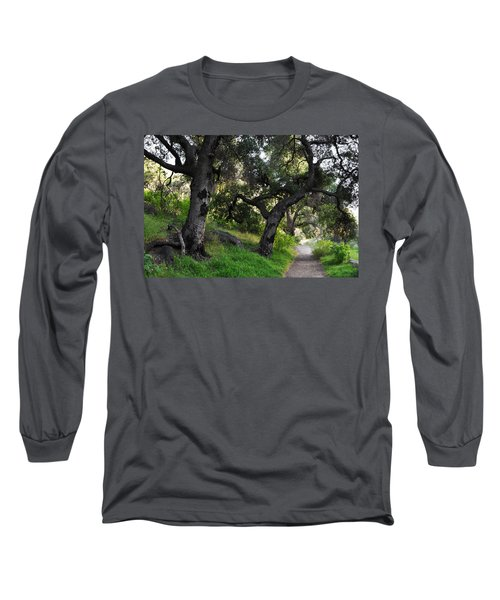 Solstice Canyon Live Oak Trail Long Sleeve T-Shirt