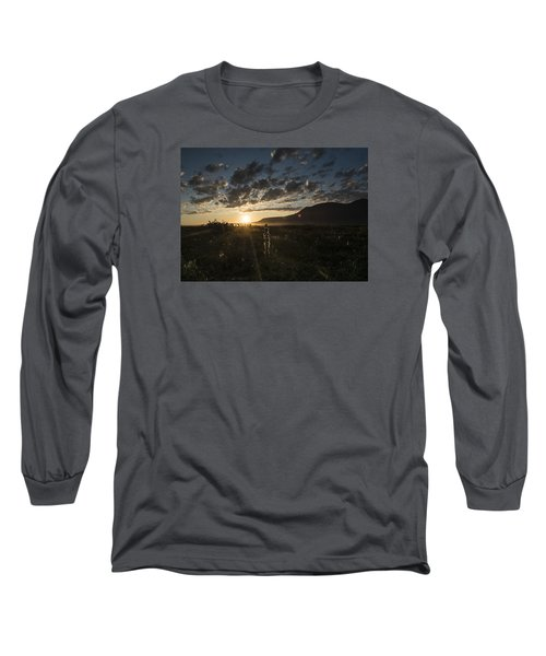 Solstice On The Slope Long Sleeve T-Shirt